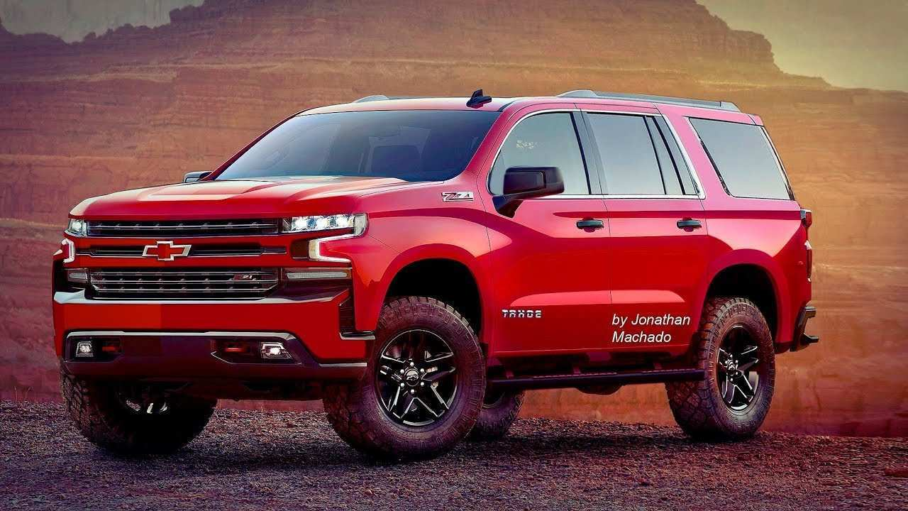 52 The 2019 Chevy Tahoe Ltz Picture