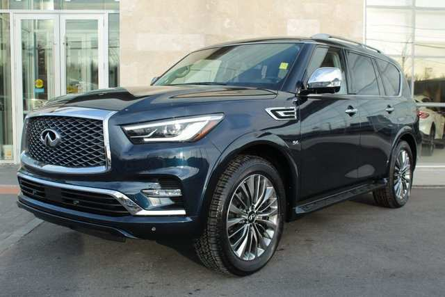 52 The 2019 Infiniti Qx80 Suv Price