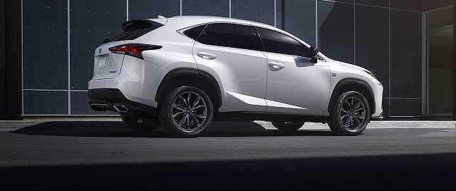 52 The 2019 Lexus Nx Exterior