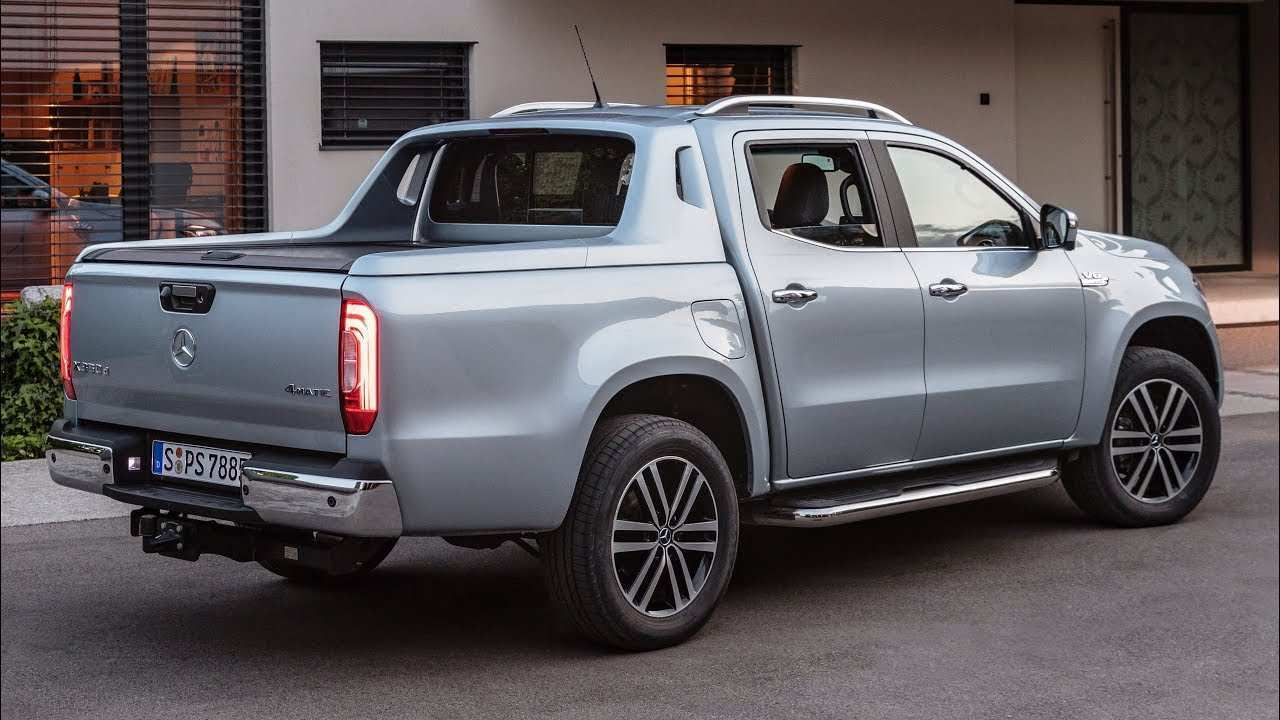 52 The 2019 Mercedes Benz X Class New Model And Performance