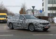 2019 Spy Shots BMW 3 Series
