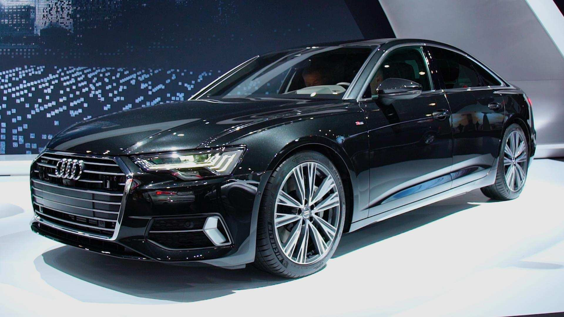 52 The 2019 The Audi A6 Spy Shoot