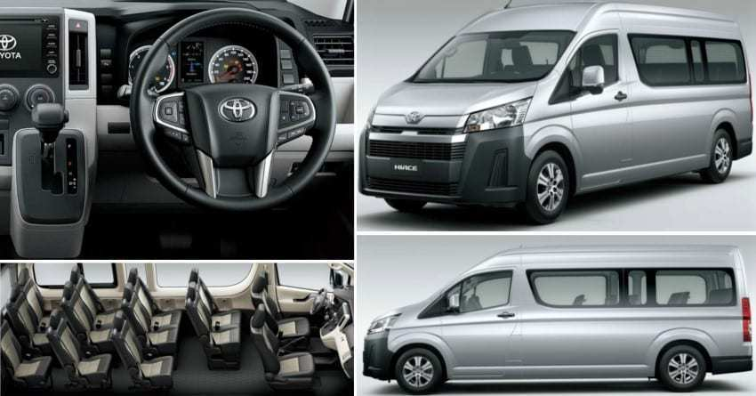 52 The 2019 Toyota Hiace History
