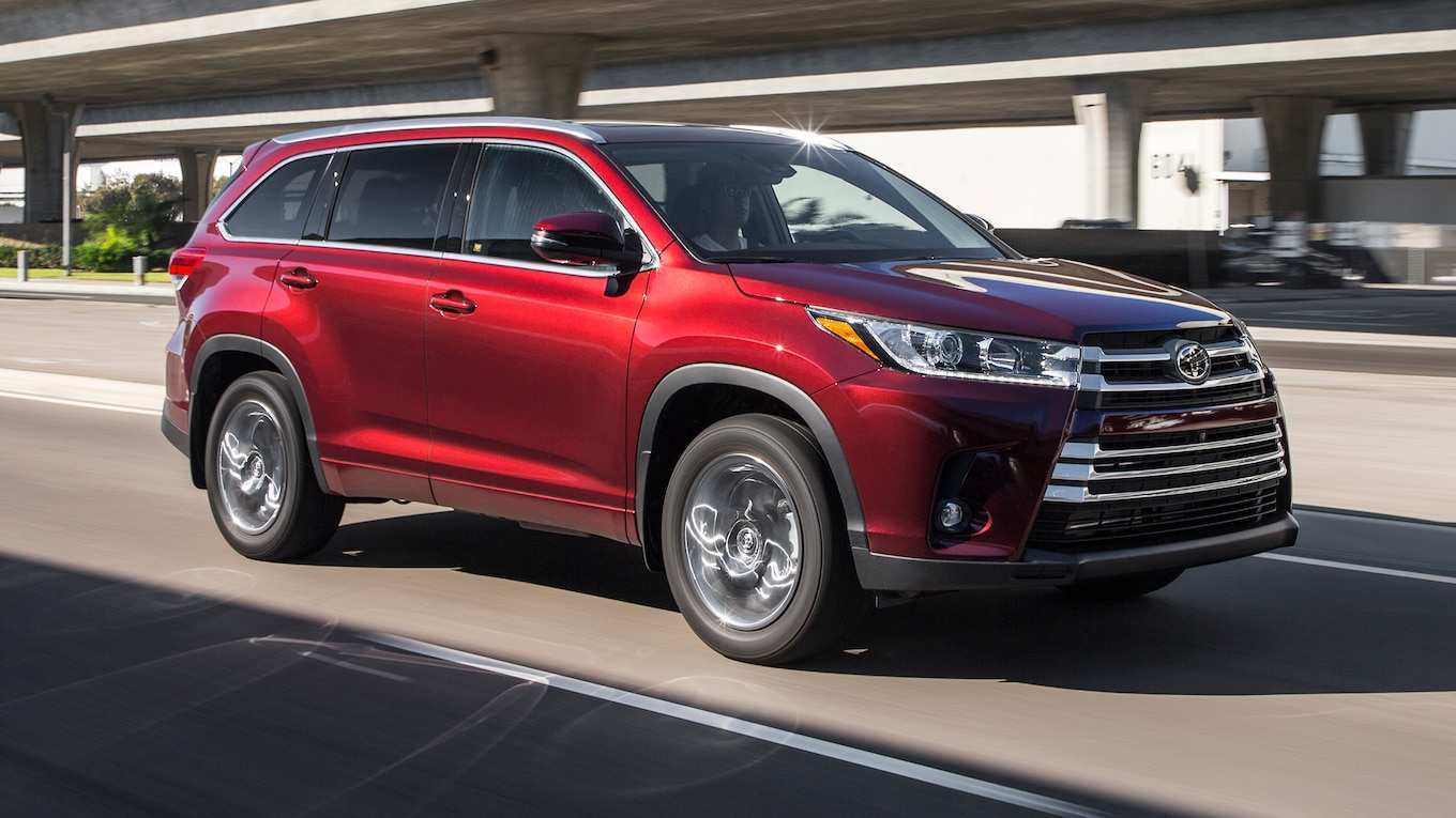 52 The 2019 Toyota Highlander Engine