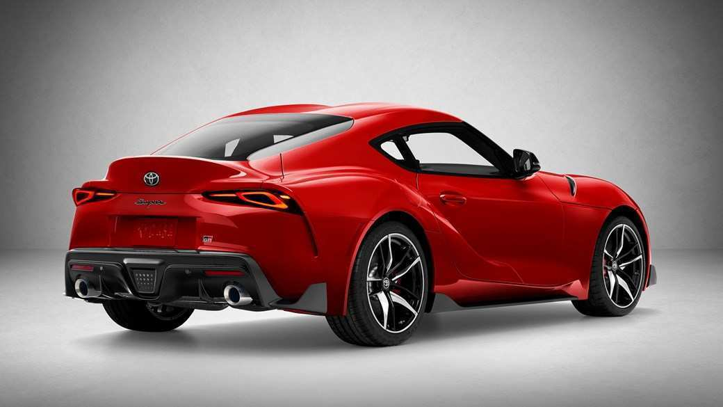 52 The 2019 Toyota Supra Style