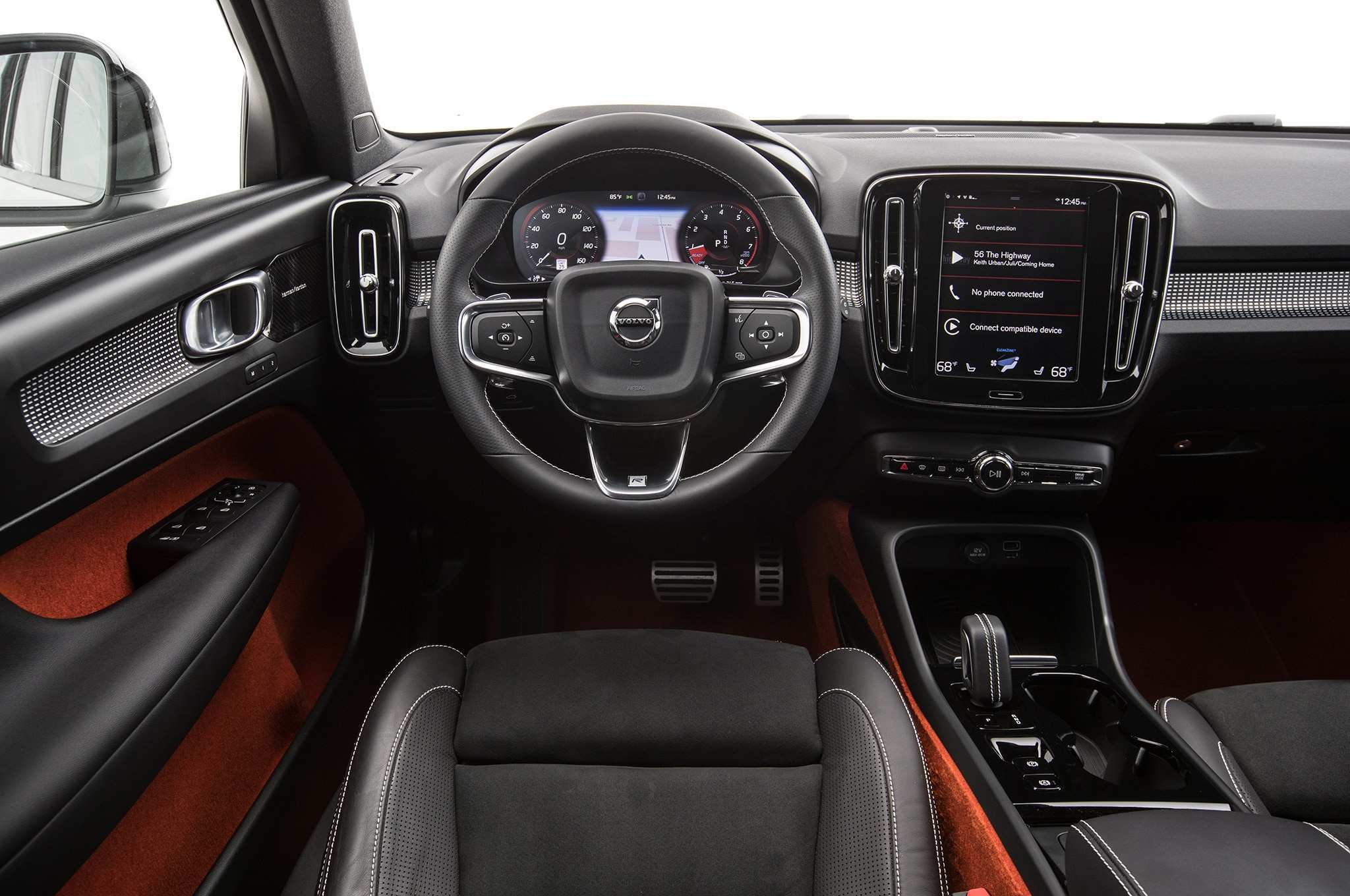 52 The 2019 Volvo Xc40 Interior Engine