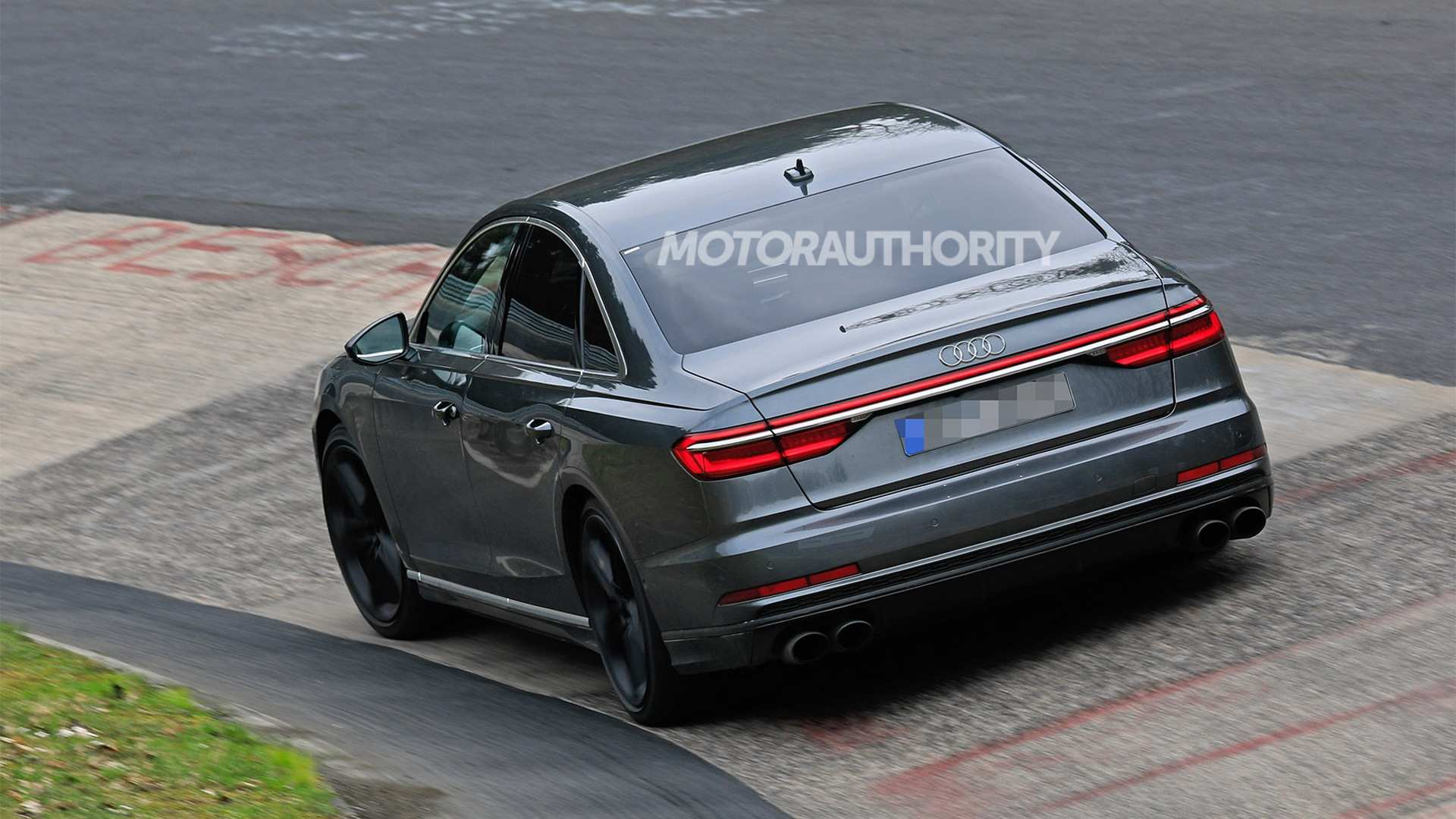 52 The 2020 Audi A8 Images