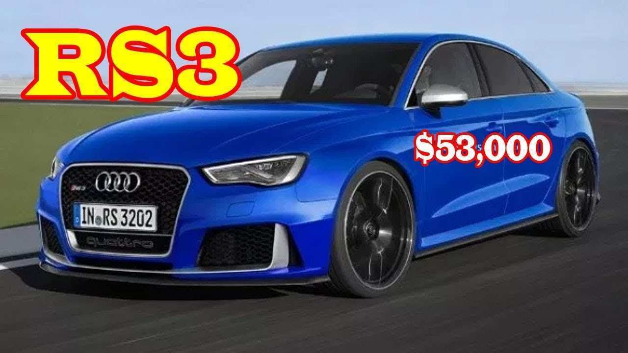 52 The 2020 Audi RS3 New Concept