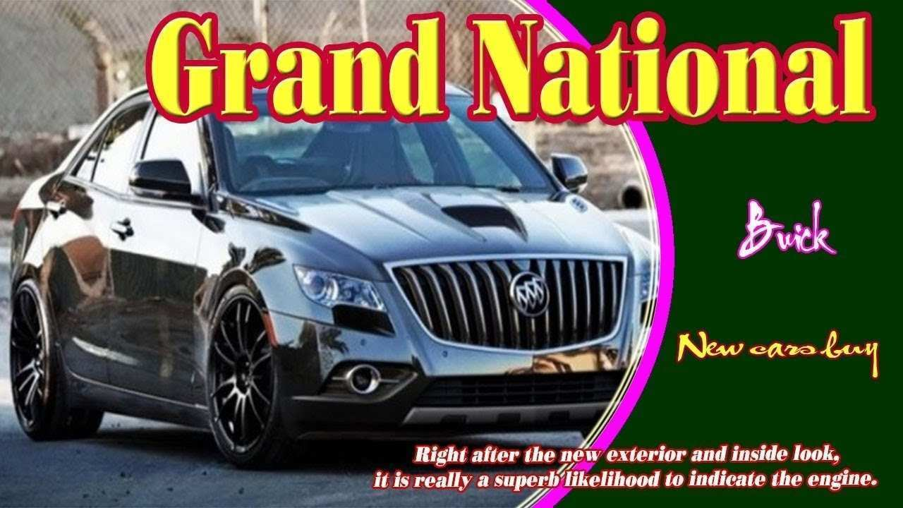 52 The 2020 Buick Grand Nationals Performance