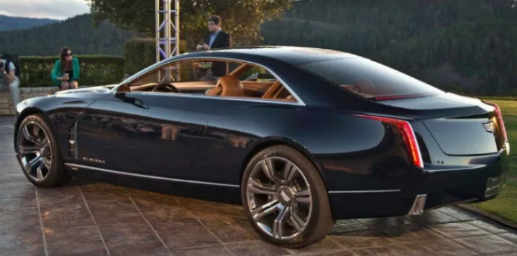 52 The 2020 Cadillac Deville Performance