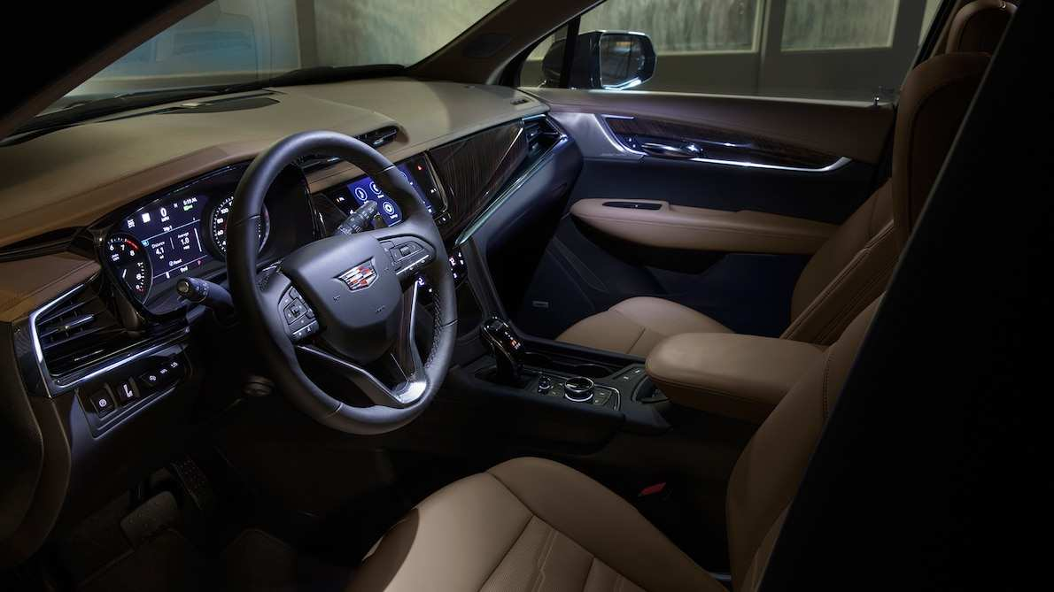 52 The 2020 Cadillac Xt6 Interior New Concept