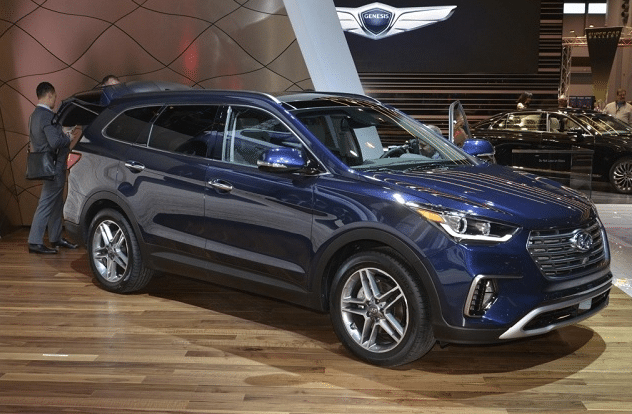 52 The 2020 Hyundai Santa Fe Release Date Redesign And Concept