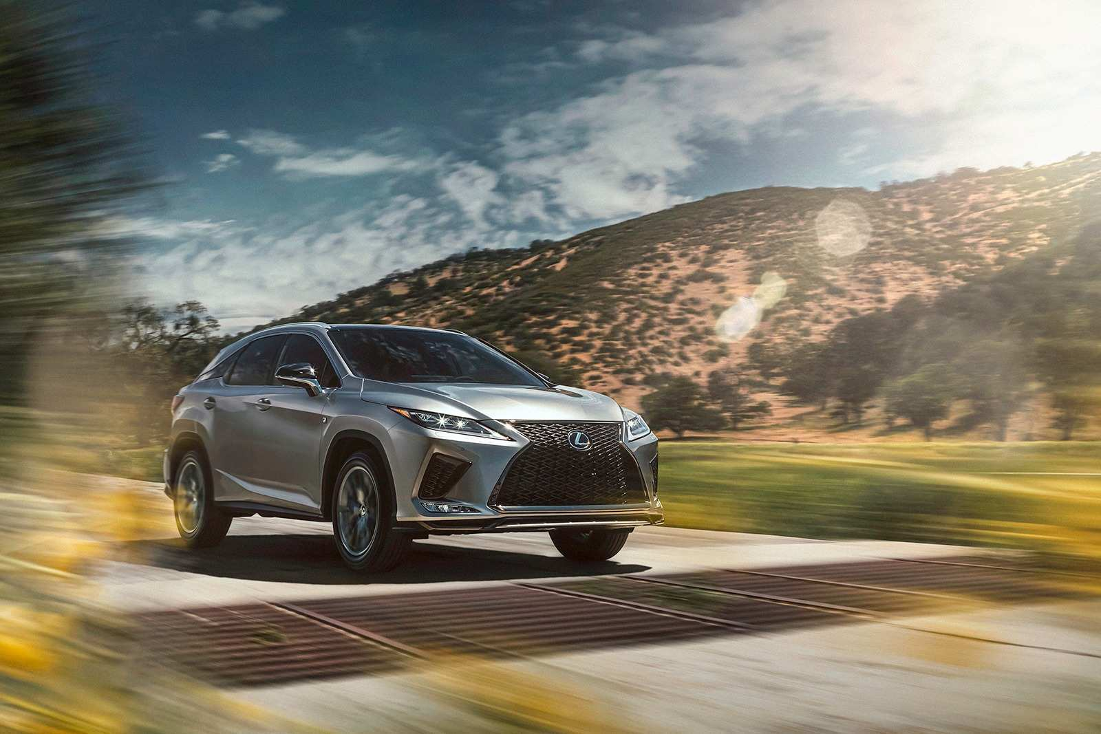 52 The 2020 Lexus RX 350 Ratings