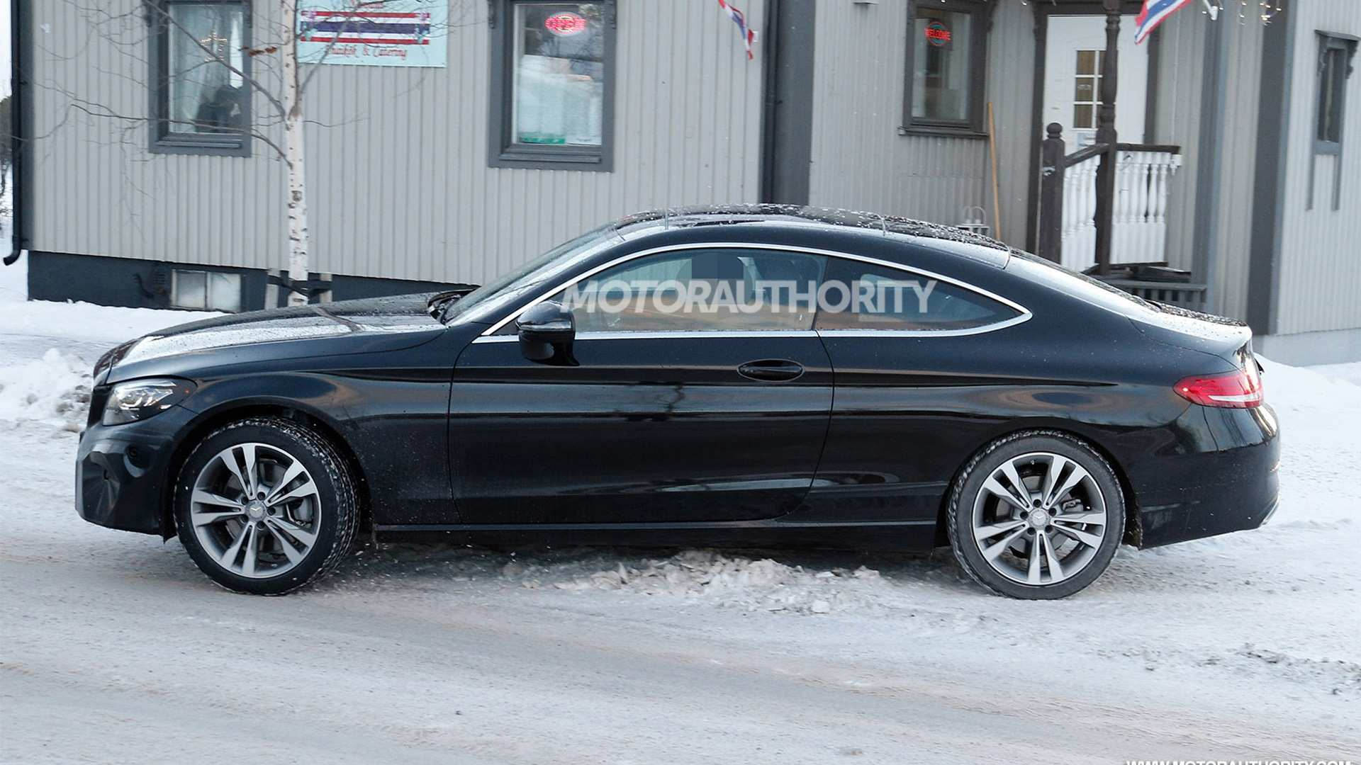 52 The 2020 Mercedes Benz C Class Style