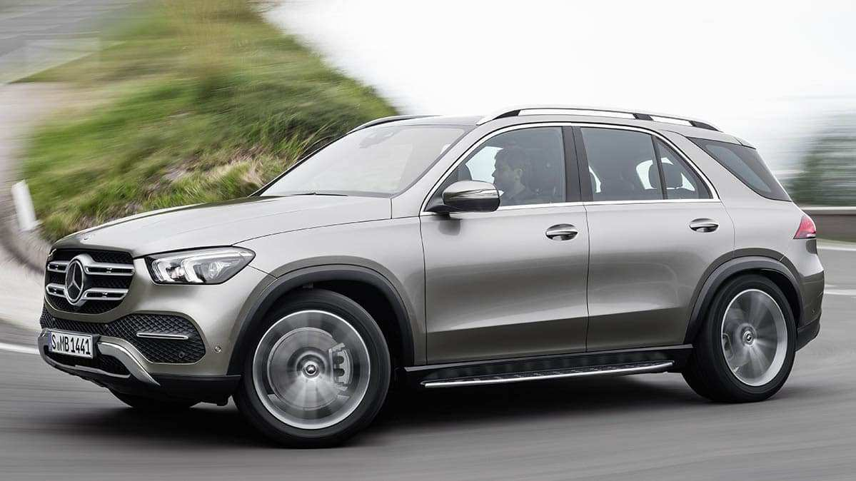 52 The 2020 Mercedes GLS Performance