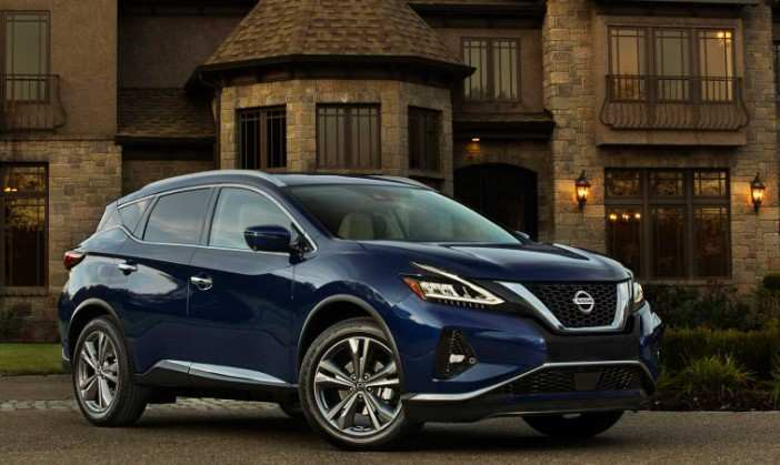 52 The 2020 Nissan Murano Review