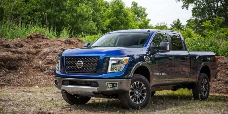 52 The 2020 Nissan Titan Xd Research New