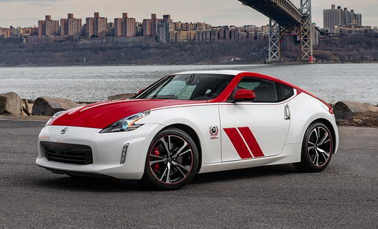 52 The 2020 Nissan Z Car Price And Review