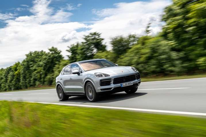 52 The 2020 Porsche Cayenne Model Wallpaper