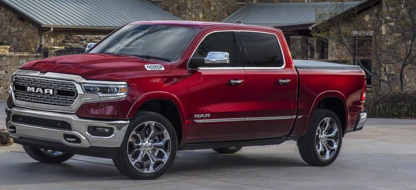 52 The 2020 RAM 1500 Overview