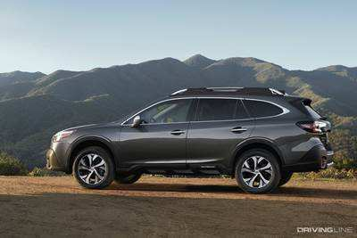 52 The 2020 Subaru Outback Turbo Hybrid History