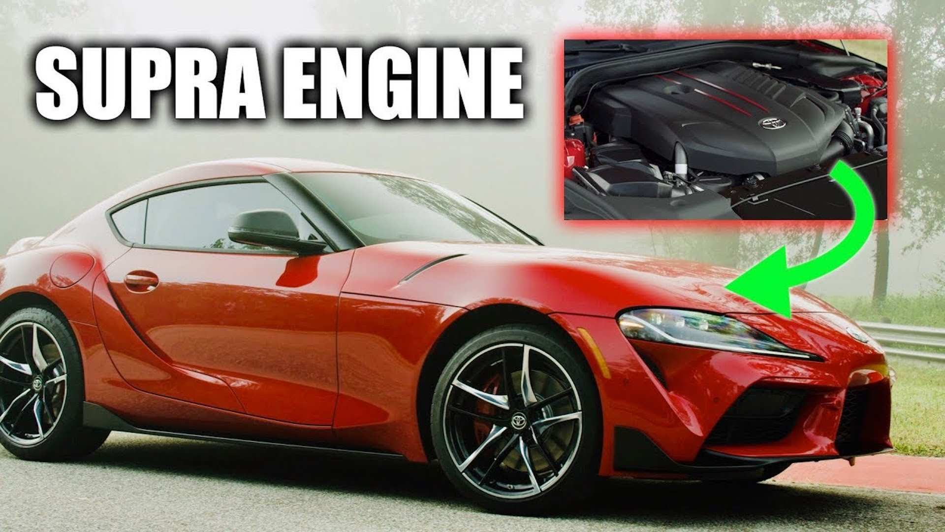52 The 2020 Toyota Supra Redesign And Concept