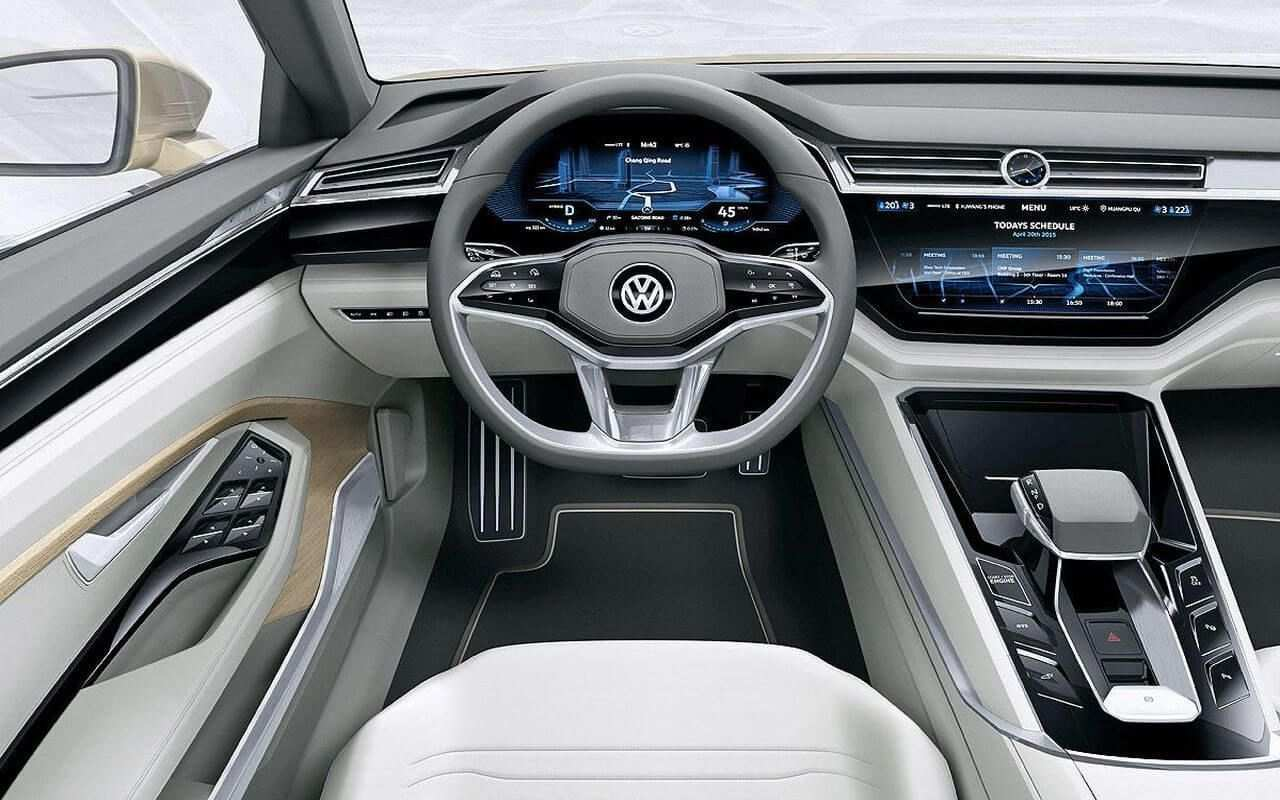 52 The 2020 VW Touareg Images