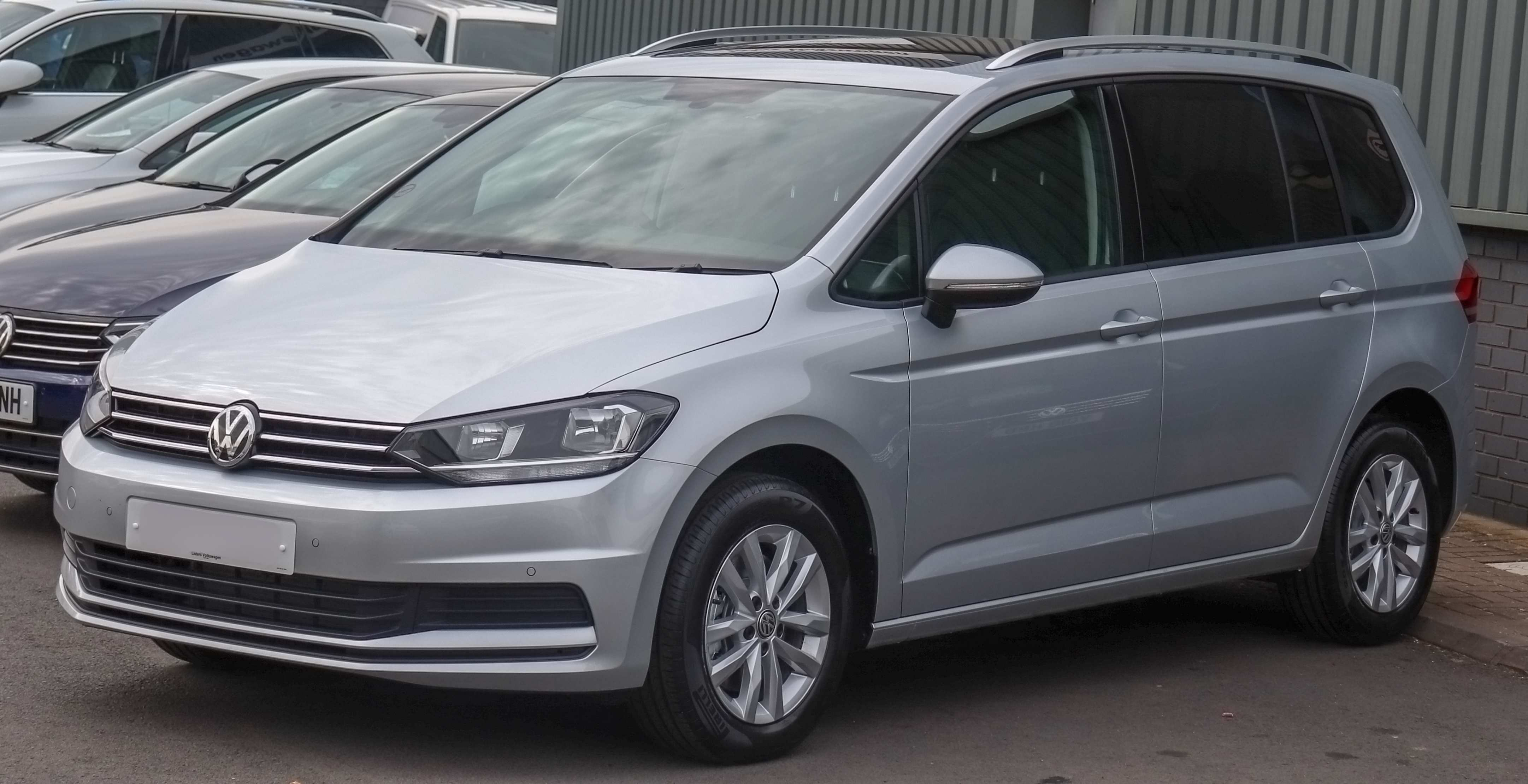 52 The 2020 VW Touran Configurations