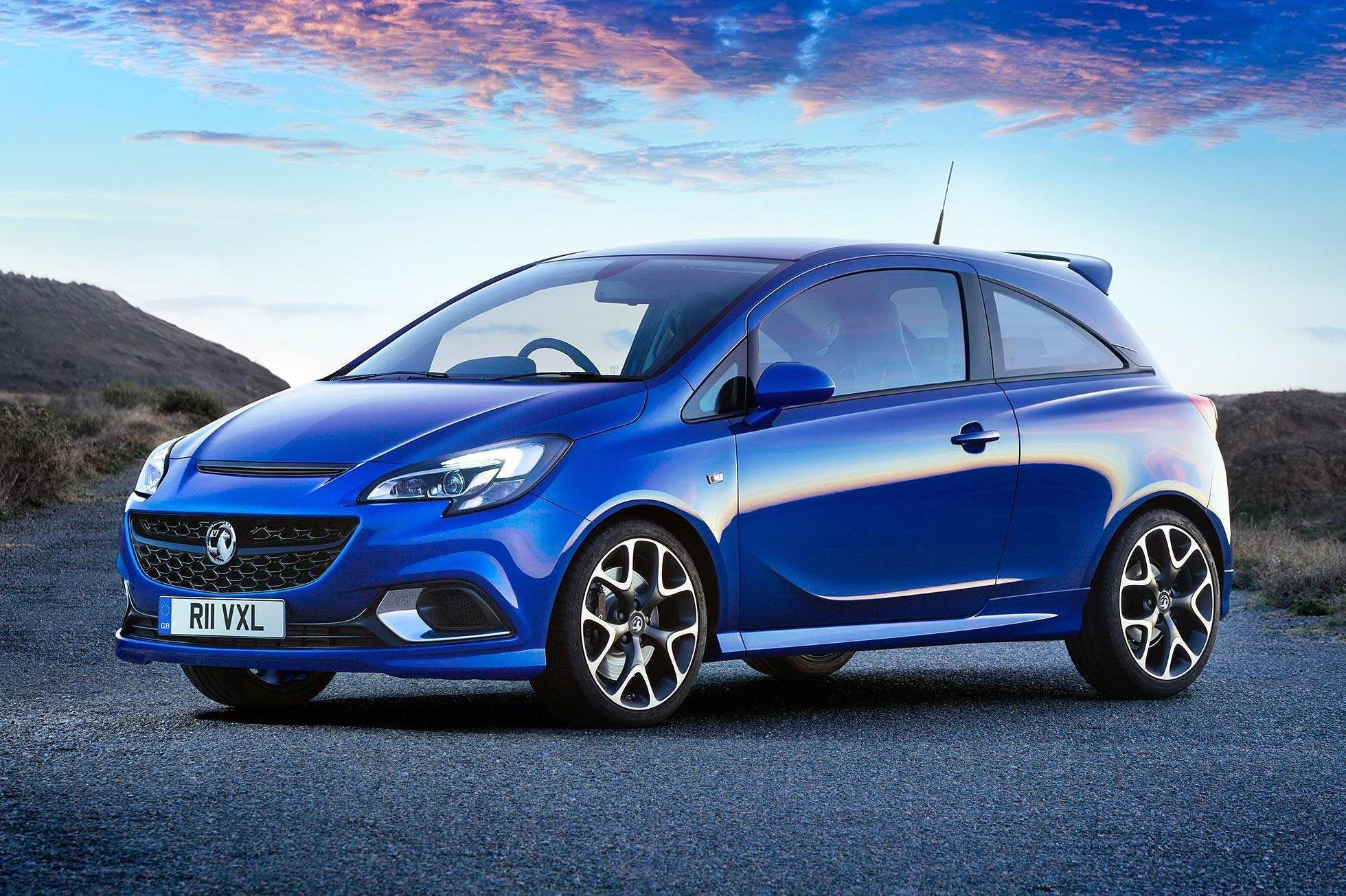 52 The 2020 Vauxhall Corsa VXR Spesification