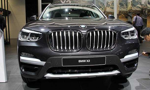 52 The Best 2019 BMW X3 Hybrid Research New