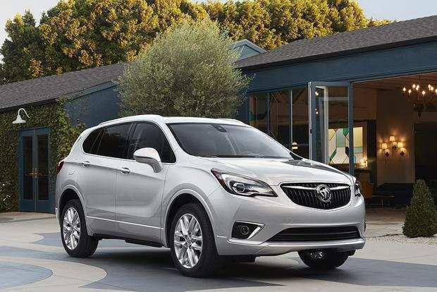 52 The Best 2019 Buick Envision Spy Shoot