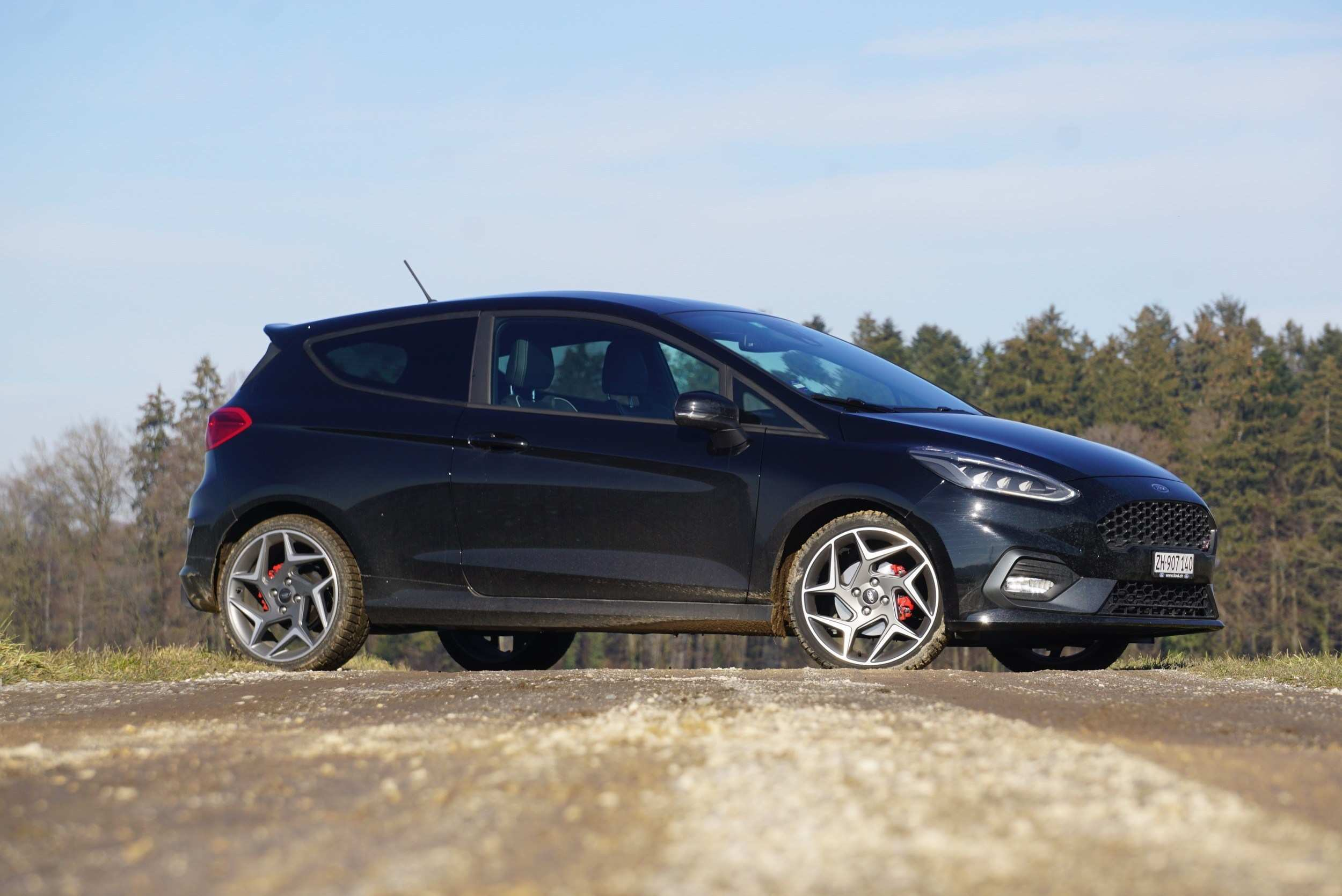52 The Best 2019 Fiesta St Review And Release Date