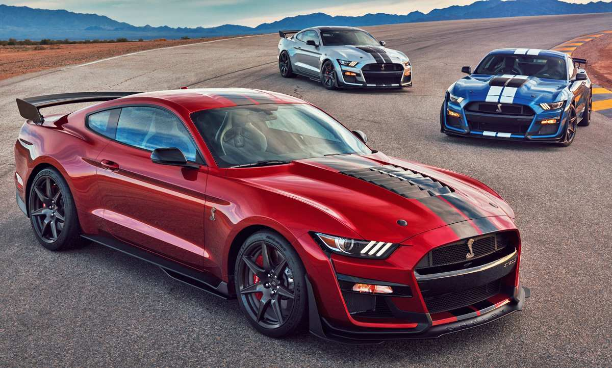 52 The Best 2019 Ford Mustang Shelby Gt500 Release Date And Concept