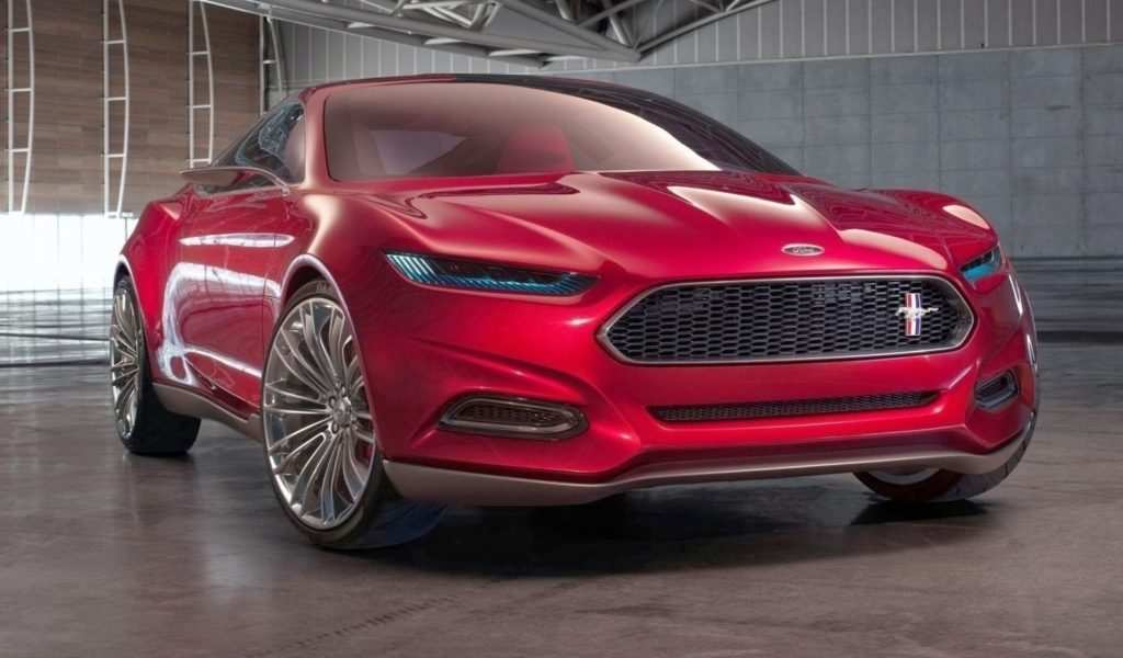 52 The Best 2019 Ford Mustangand Interior