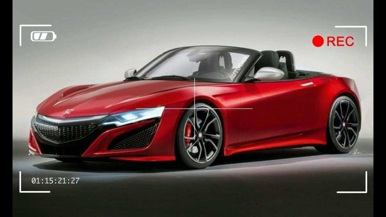 52 The Best 2019 Honda S2000and First Drive