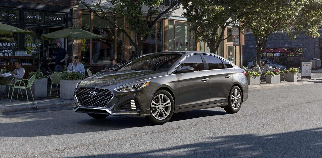 52 The Best 2019 Hyundai Sonata Hybrid Model