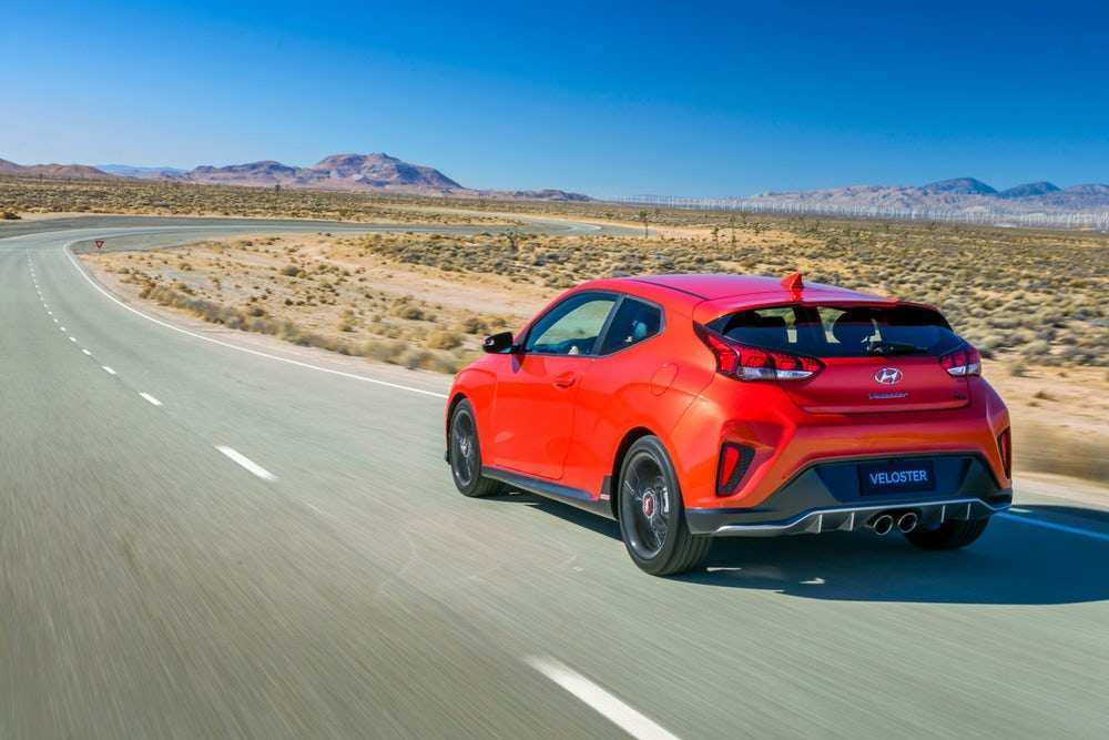 52 The Best 2019 Hyundai Veloster Turbo Concept And Review