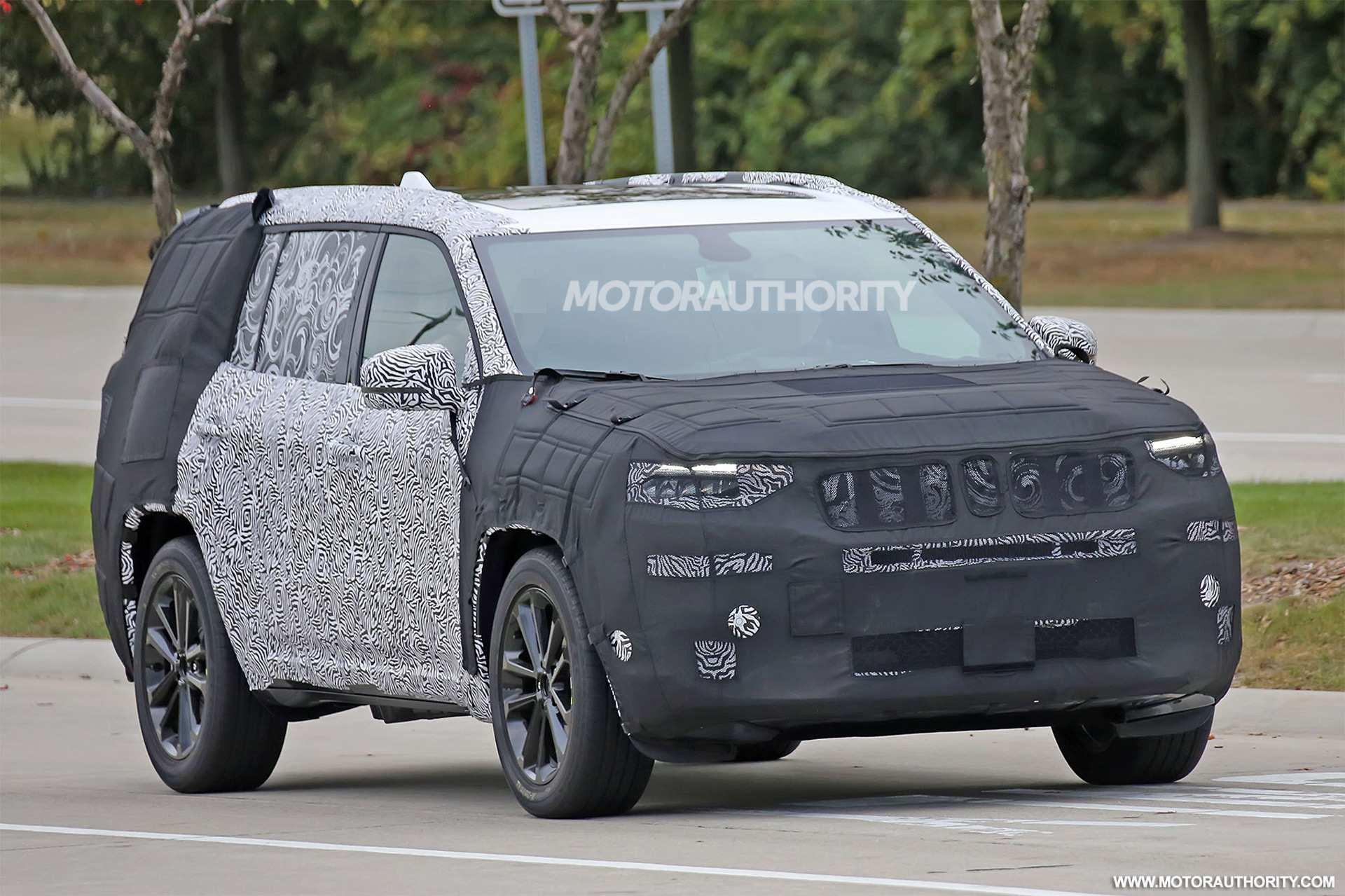 52 The Best 2019 Jeep Grand Wagoneer Redesign And Concept