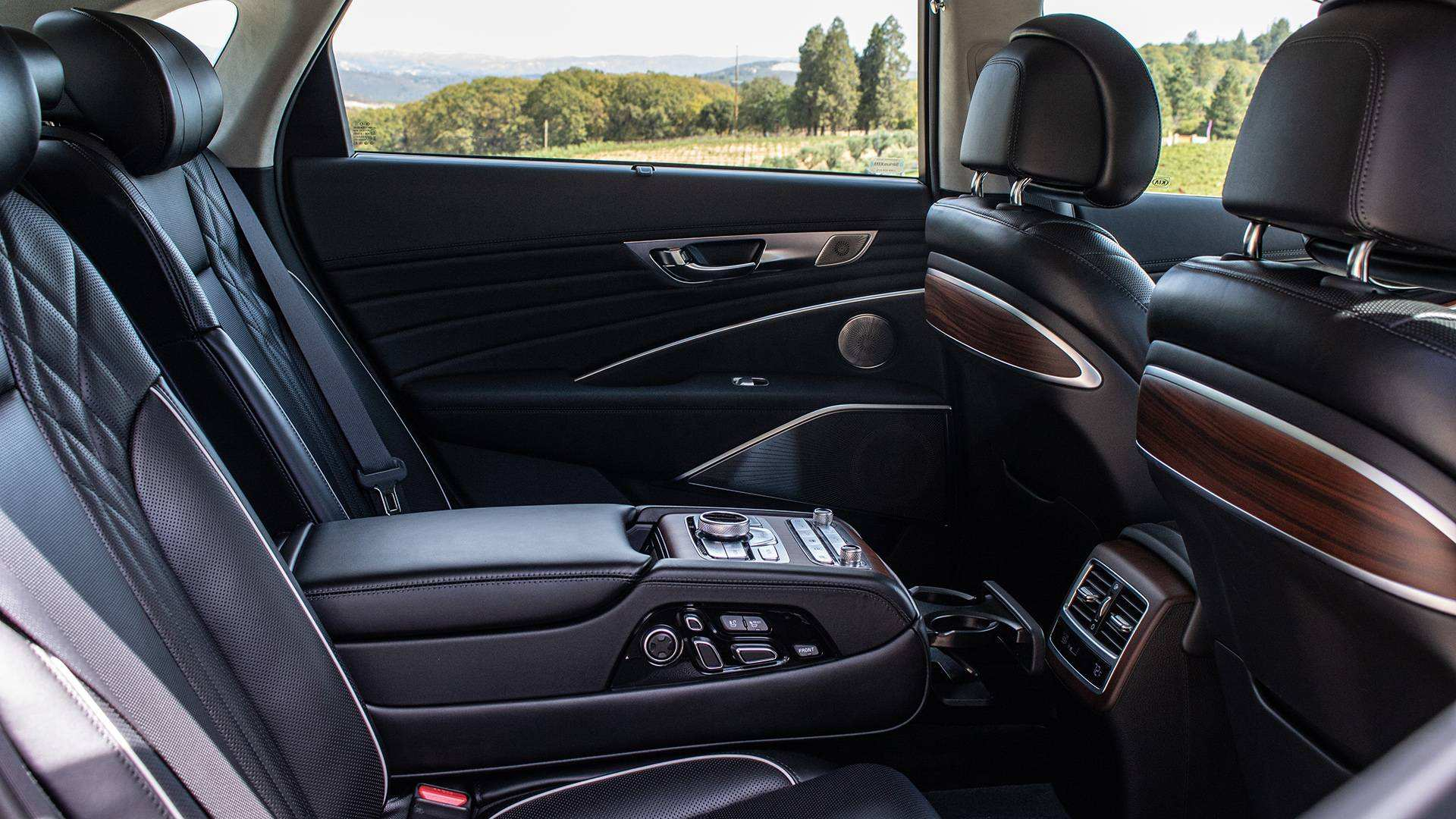 52 The Best 2019 Kia K900 Review