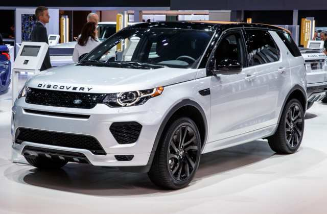 52 The Best 2019 Land Rover Discovery Sport Release Date