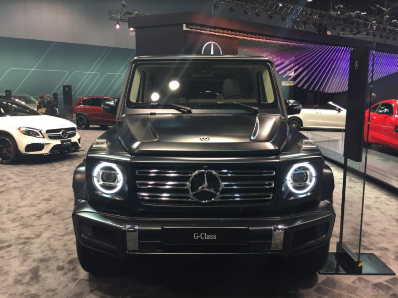 52 The Best 2019 Mercedes G Class Performance