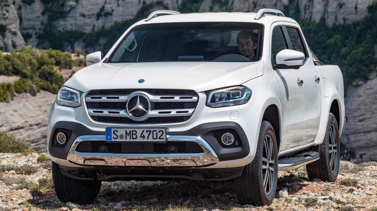 52 The Best 2019 Mercedes X Class First Drive