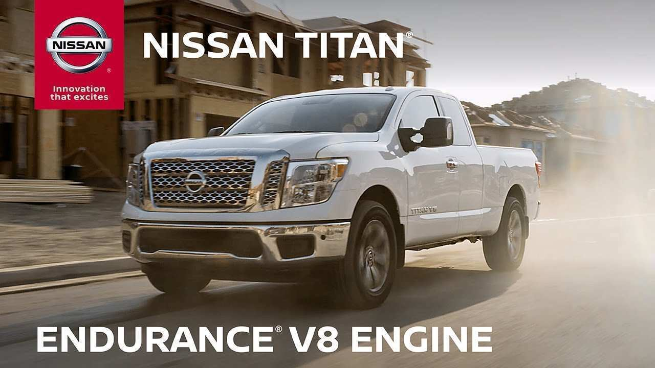 52 The Best 2019 Nissan Titan Interior 2 Rumors