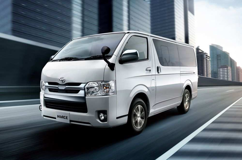 52 The Best 2019 Toyota Hiace Exterior