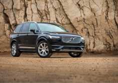 2019 Volvo V90 Specification