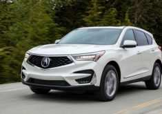 2020 Acura Mdx Body Change
