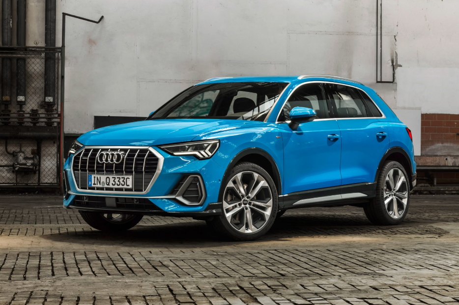 52 The Best 2020 Audi Q3 Review And Release Date