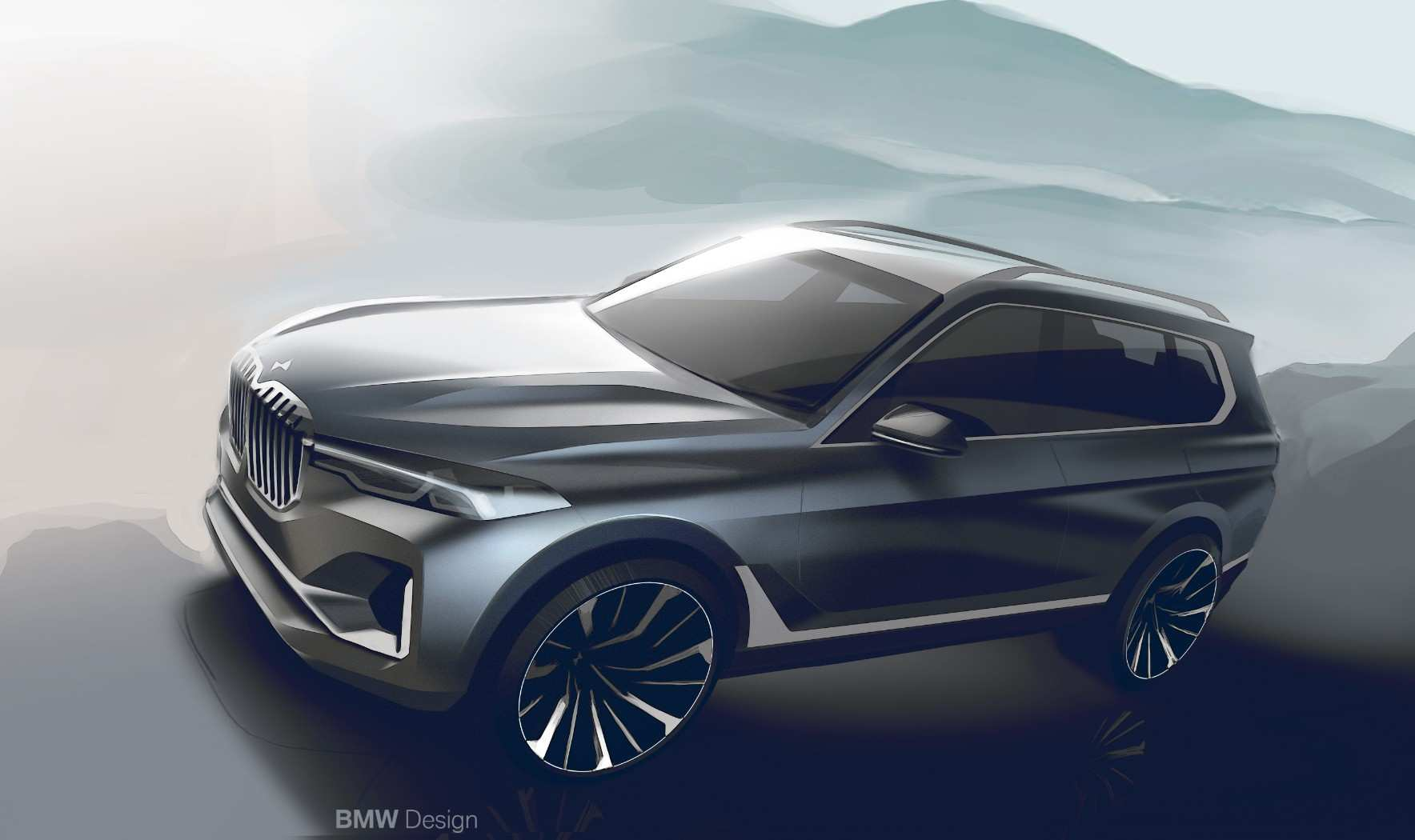 52 The Best 2020 BMW X7 Suv Series History
