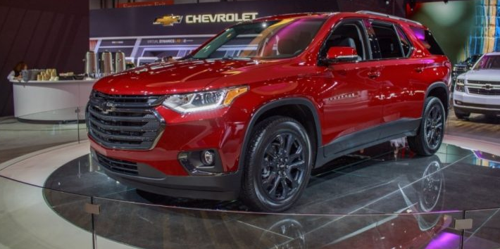 52 The Best 2020 Chevy Traverse Release