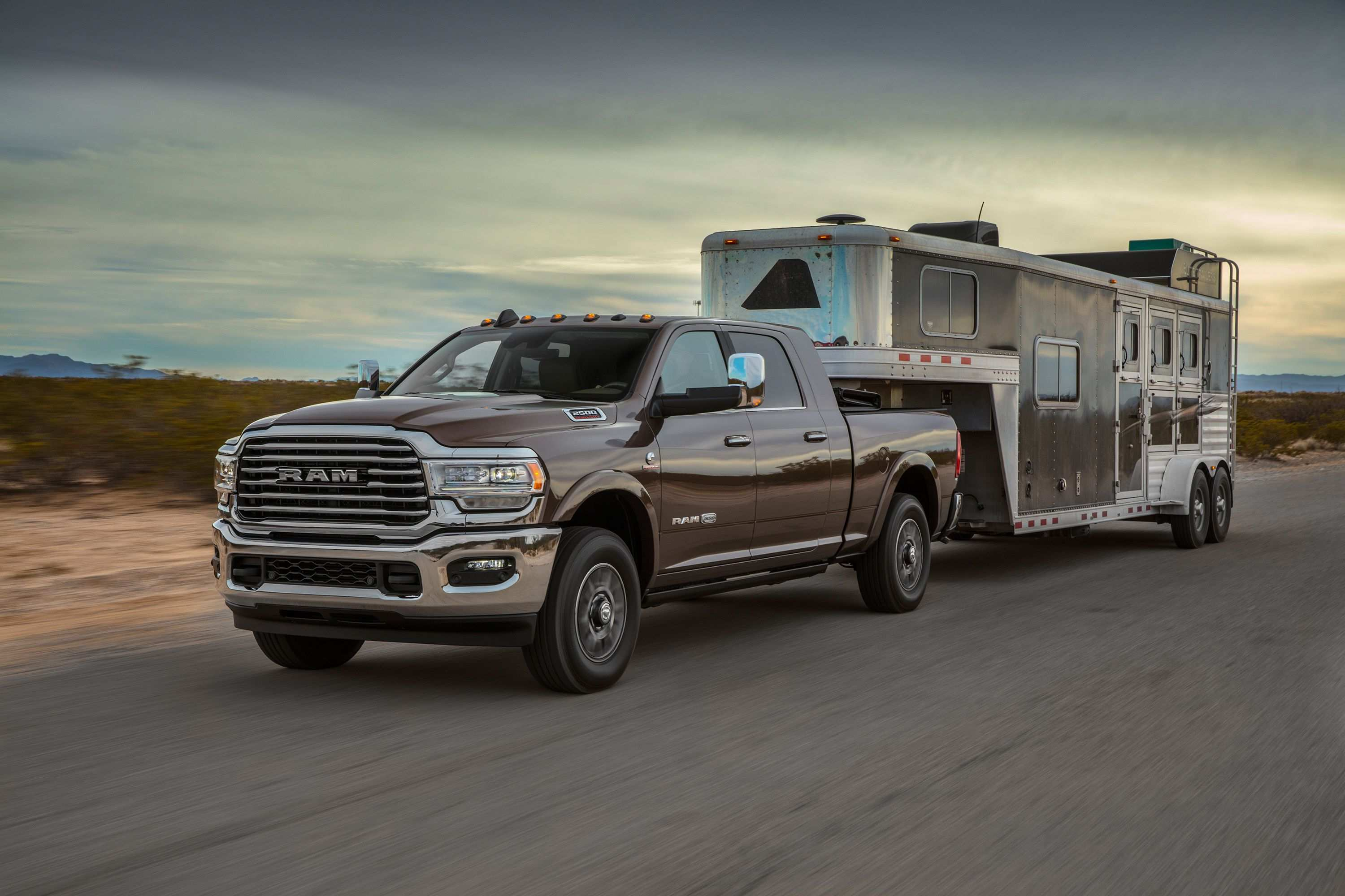 52 The Best 2020 Dodge Ram 2500 Redesign And Review